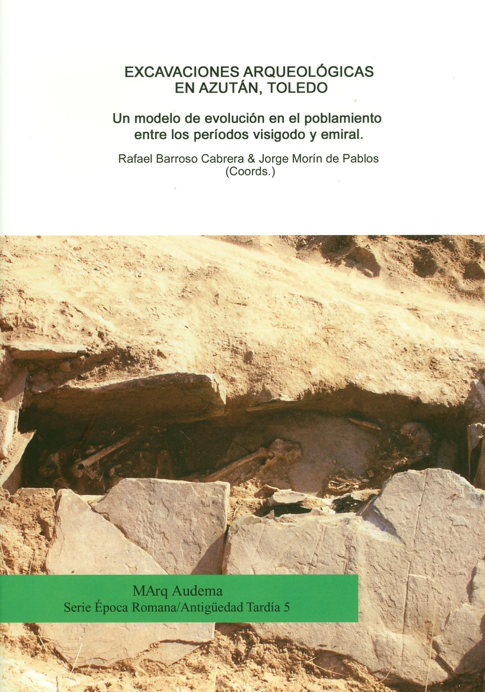 Excavaciones arqueológicas en Azután, Toledo