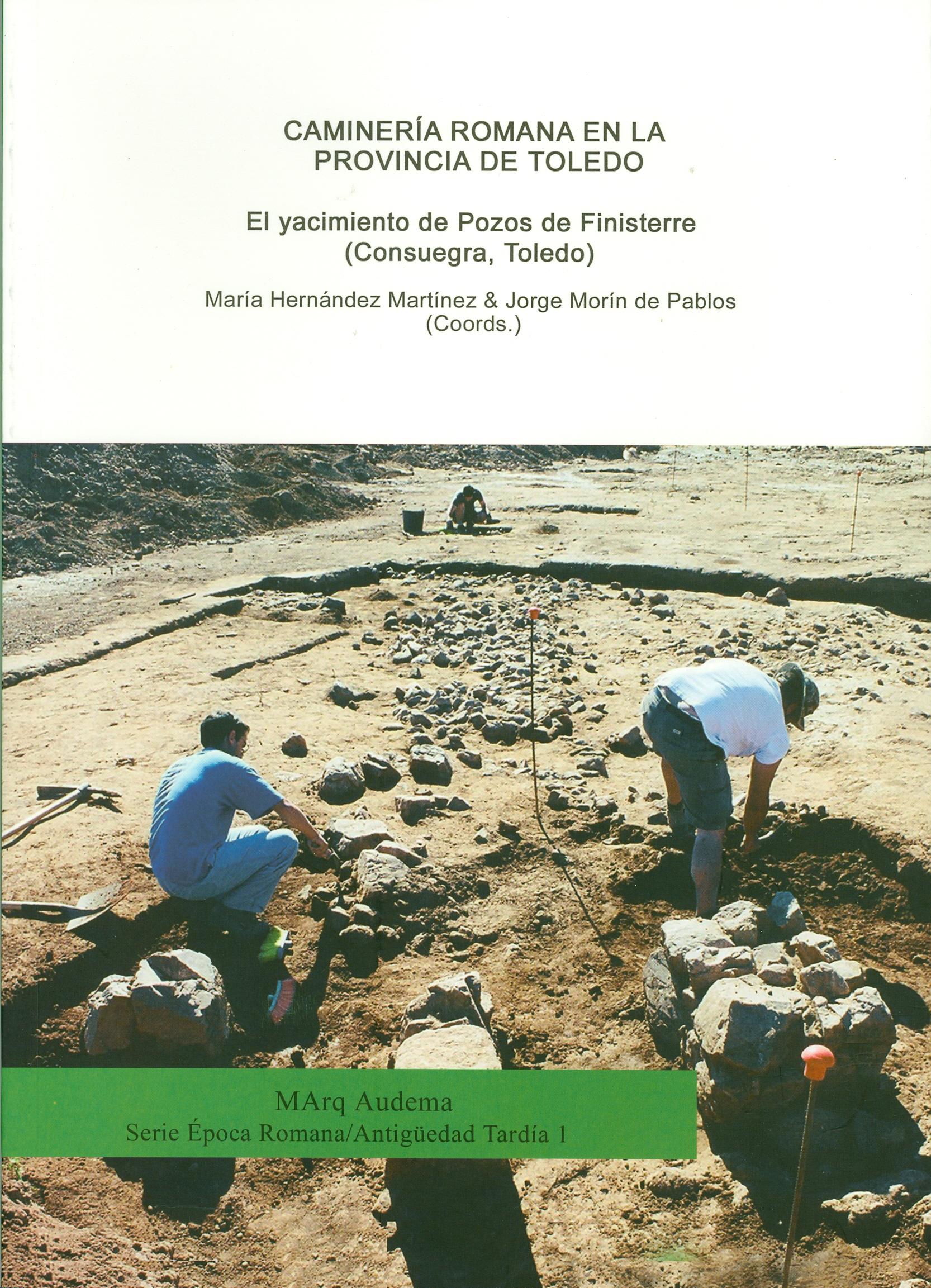 Caminería romana en la provincia de Toledo