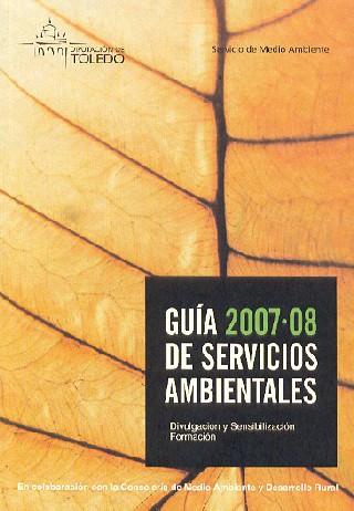 Guía de Servicios Ambientales 2007 - 2008