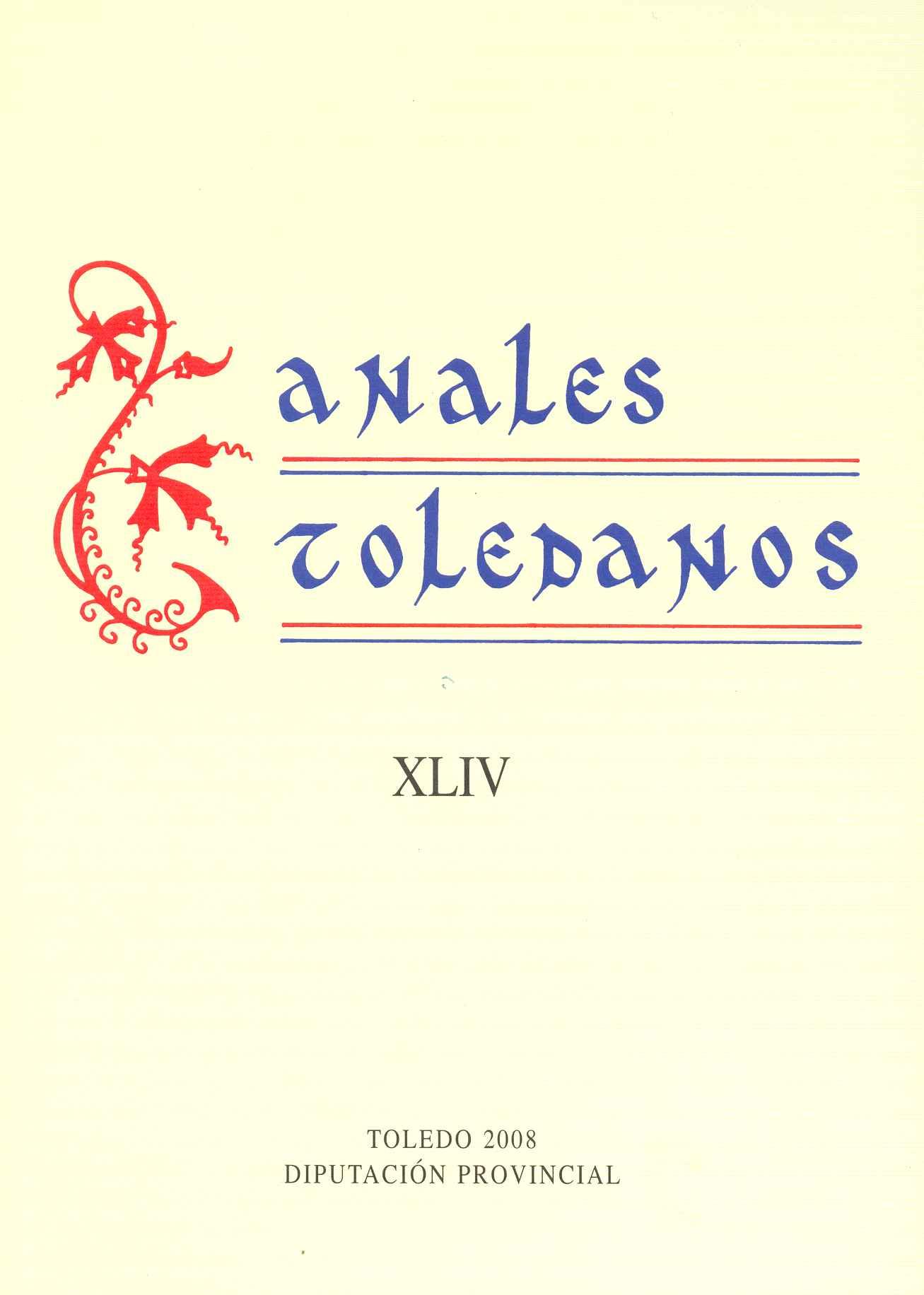 Anales Toledanos XLIV