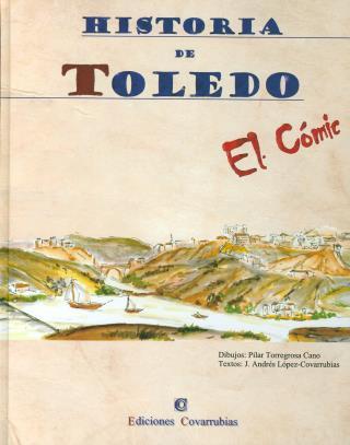 Historia de Toledo. El cómic