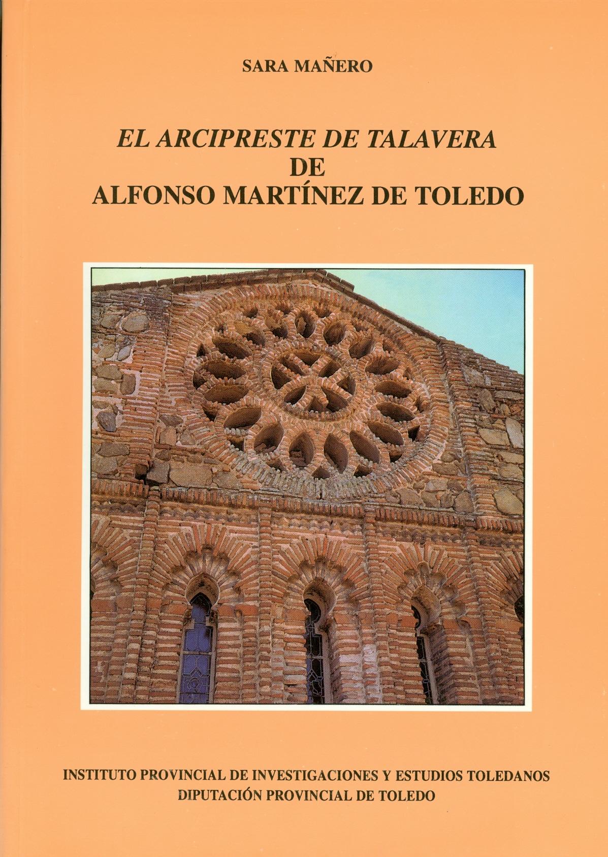 'El Arcipreste de Talavera' de Alfonso Martínez de Toledo