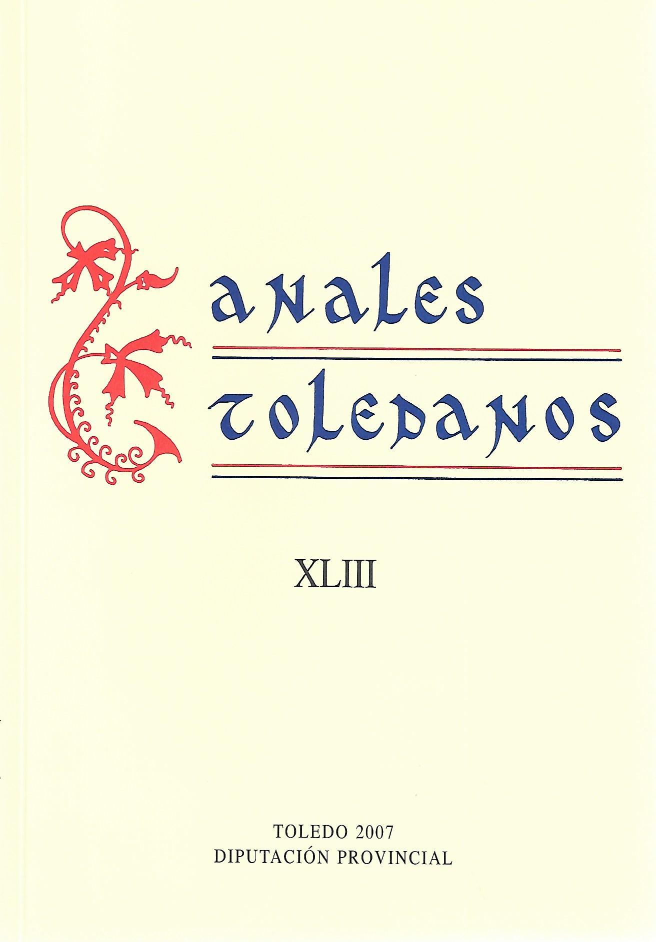 Anales Toledanos XLIII