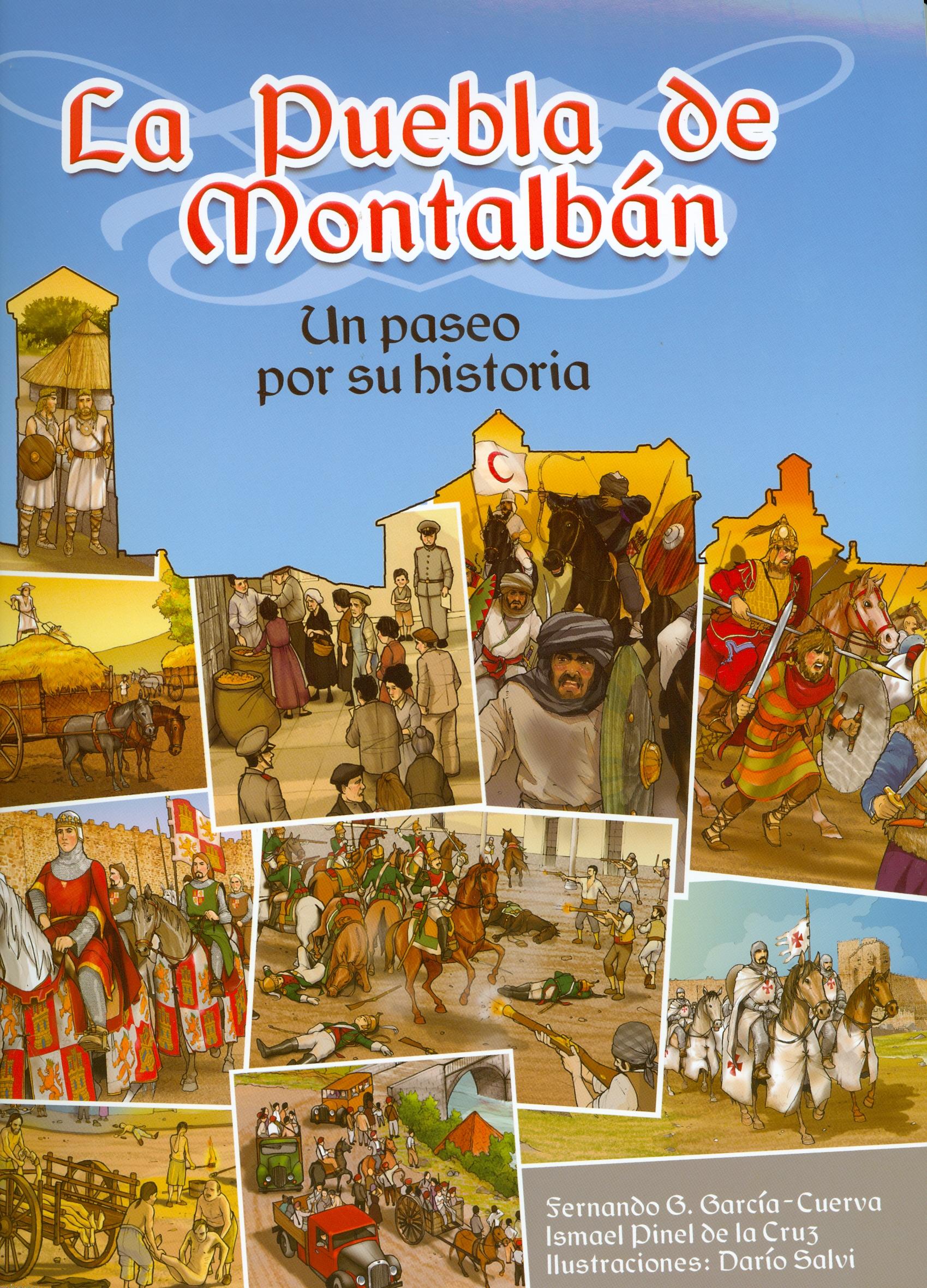 La Puebla de Montalbán. Un paseo por su historia