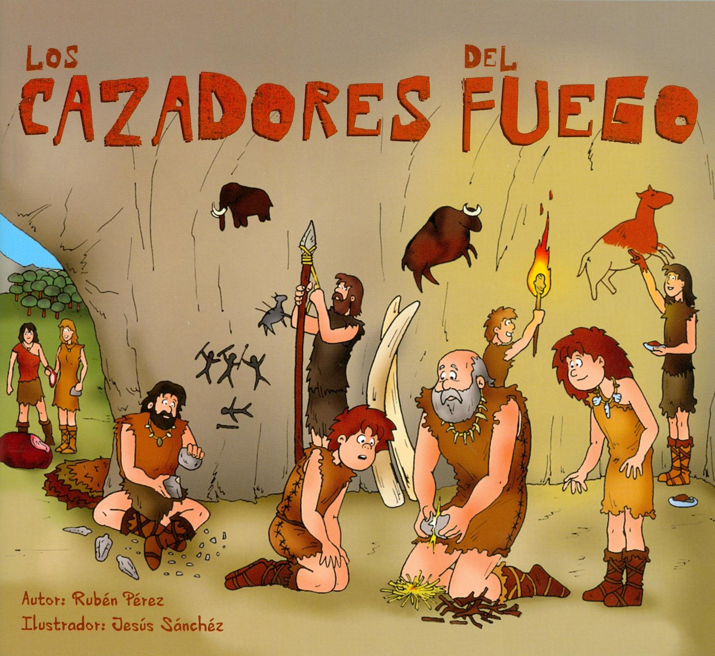 Los cazadores del fuego